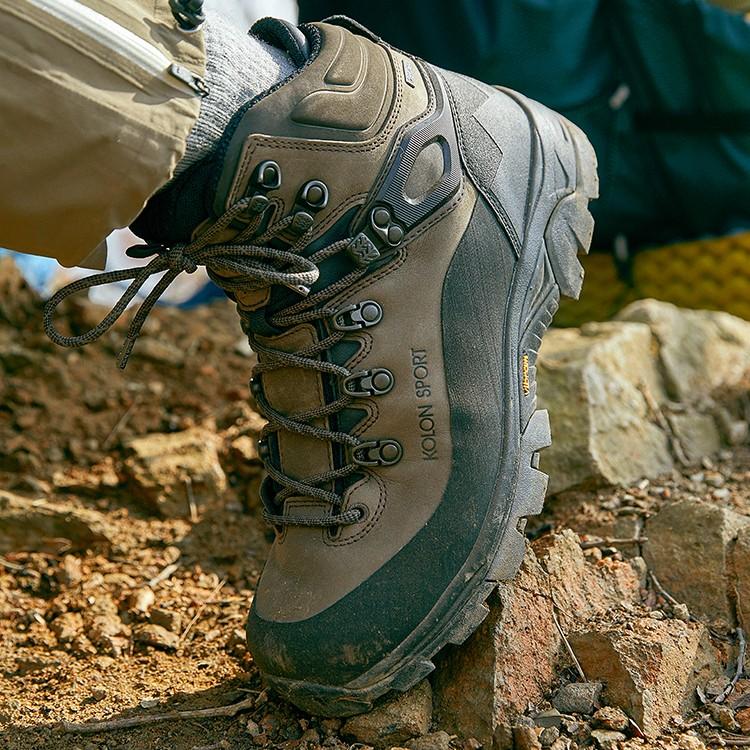 오롯이 산을 위한 트레킹 화 '2744' ㅣ 전문가들을 위한 익스퍼트 트레킹 라인  'MOUNTAIN X' 의 등산화