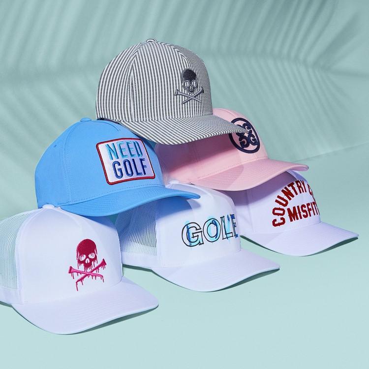CAP OFF YOUR LOOK!