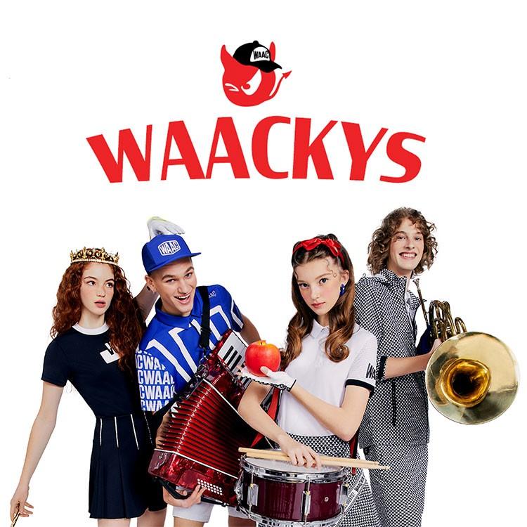 내가 바로 WAACKYS!