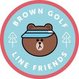 LINE FRIENDS GOLF